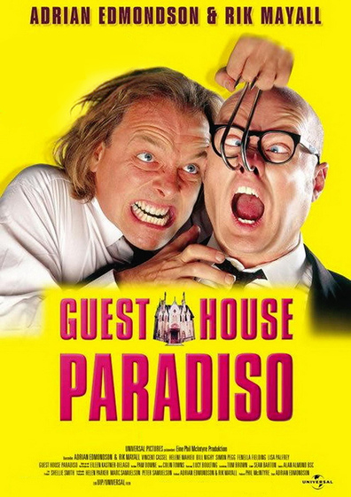 Movies Guest House Paradiso poster