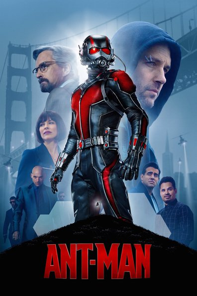 Movies Ant-Man poster