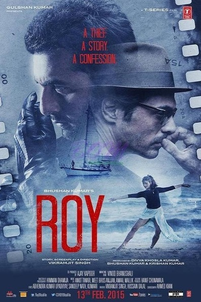 Movies Roy poster
