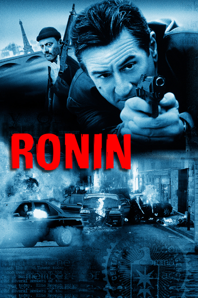 Movies Ronin poster
