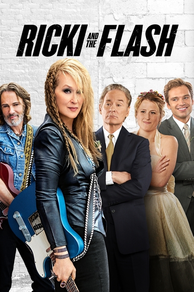 Movies Ricki and the Flash poster