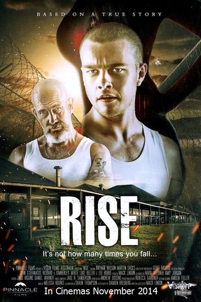 Rise cast, synopsis, trailer and photos.