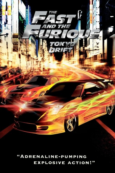 The Fast and the Furious: Tokyo Drift cast, synopsis, trailer and photos.