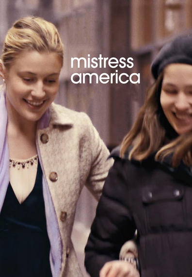 Movies Mistress America poster