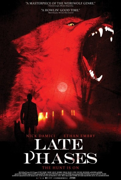Late Phases cast, synopsis, trailer and photos.
