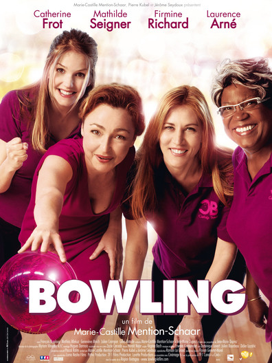 Movies Bowling poster