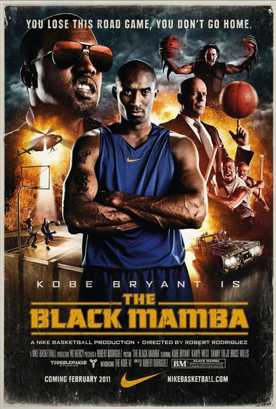 The Black Mamba cast, synopsis, trailer and photos.
