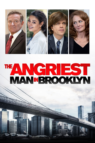 The Angriest Man in Brooklyn cast, synopsis, trailer and photos.