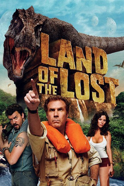 Land of the Lost cast, synopsis, trailer and photos.