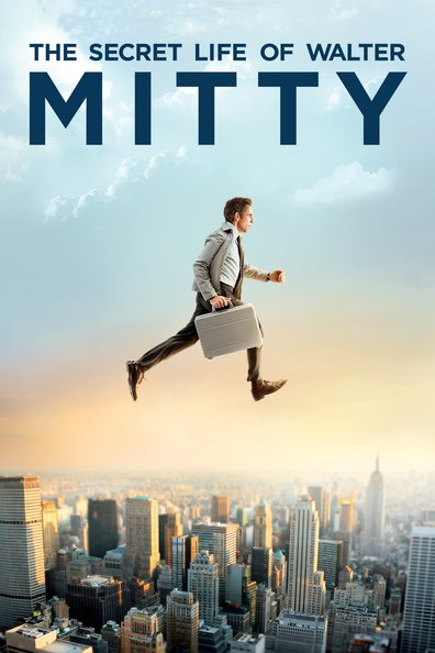 Movies The Secret Life of Walter Mitty poster