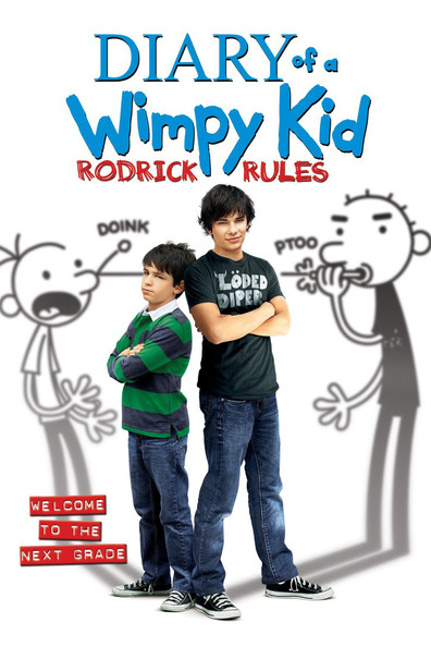Movies Diary of a Wimpy Kid: Rodrick Rules poster