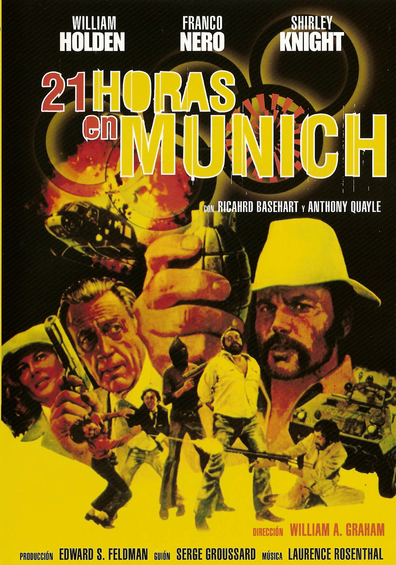 Movies 21 Hours at Munich poster