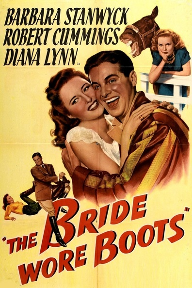 The Bride Wore Boots cast, synopsis, trailer and photos.