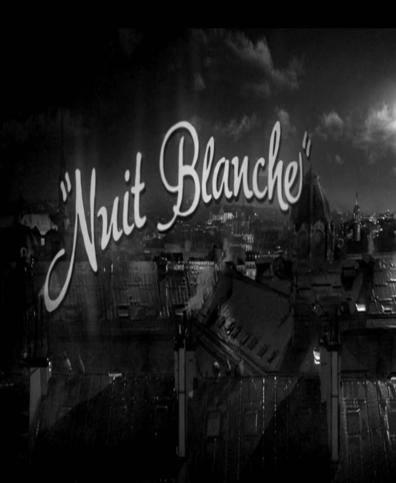 Nuit blanche cast, synopsis, trailer and photos.