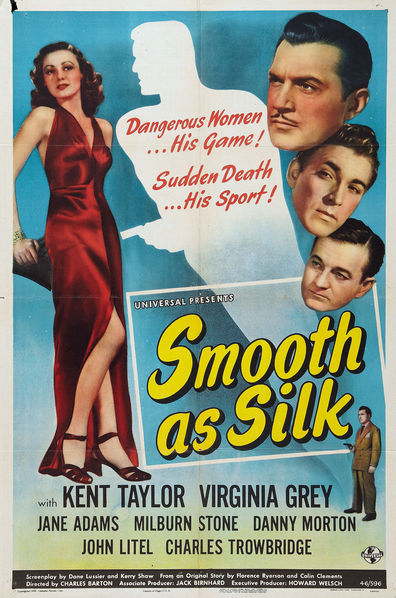 Smooth as Silk cast, synopsis, trailer and photos.