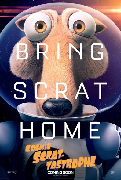 Cosmic Scrat-tastrophe cast, synopsis, trailer and photos.
