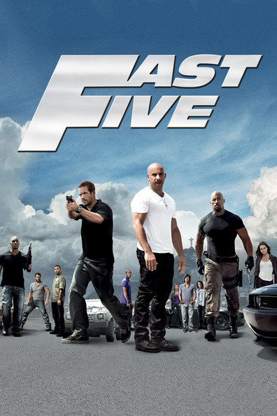 Fast Five cast, synopsis, trailer and photos.