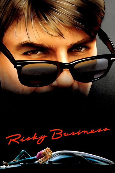 Movies Risky Business poster