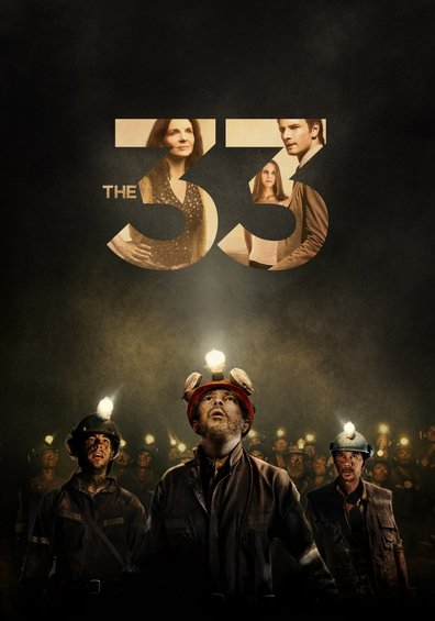 The 33 cast, synopsis, trailer and photos.