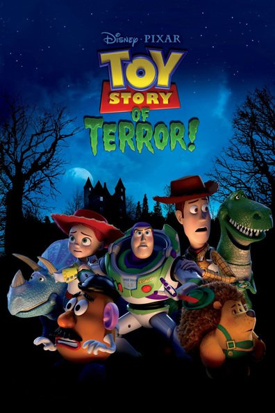 Toy Story of Terror cast, synopsis, trailer and photos.