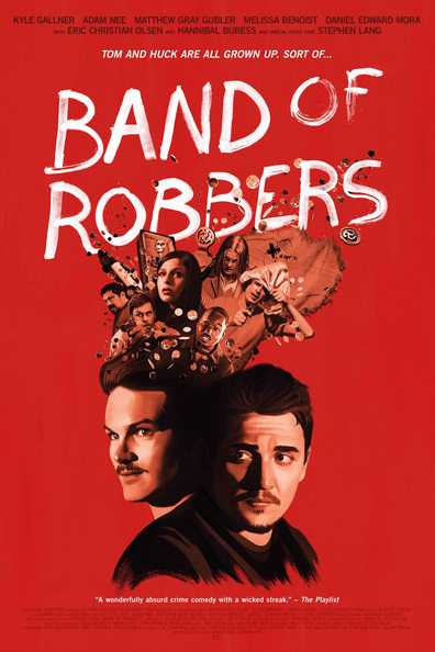 Movies Band of Robbers poster