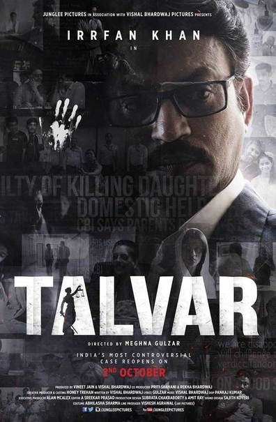 Talvar cast, synopsis, trailer and photos.