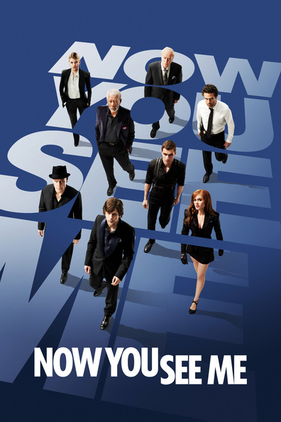 Movies Now You See Me poster