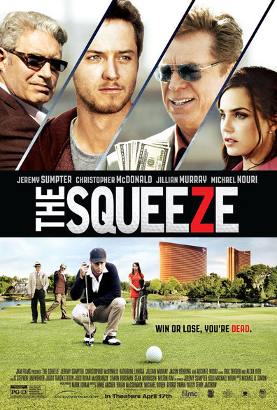 The Squeeze cast, synopsis, trailer and photos.