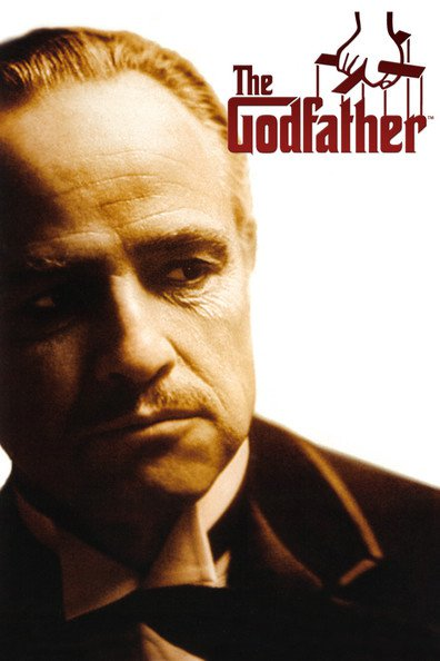 Movies The Godfather poster