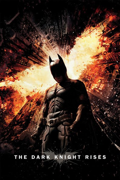 Movies The Dark Knight Rises poster