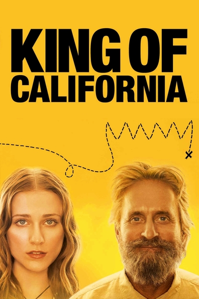 King of California cast, synopsis, trailer and photos.