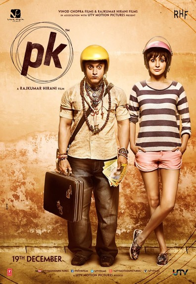 PK cast, synopsis, trailer and photos.