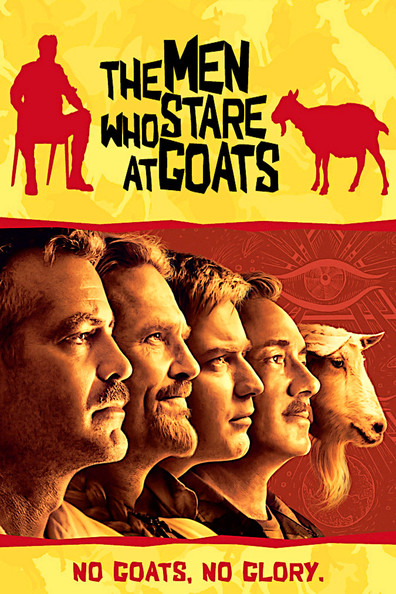 Movies The Men Who Stare at Goats poster
