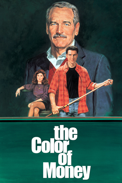 Movies The Color of Money poster