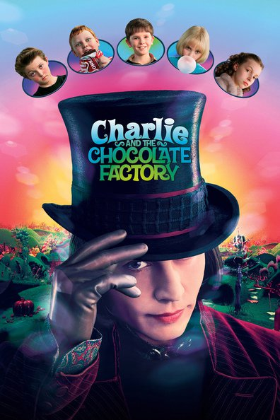 Movies Charlie and the Chocolate Factory poster