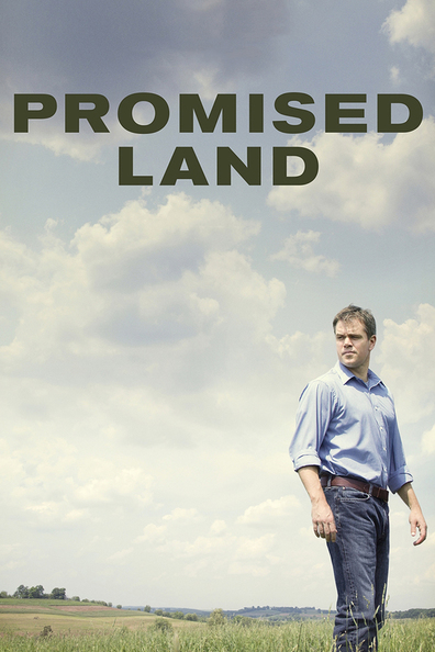 Movies Promised Land poster
