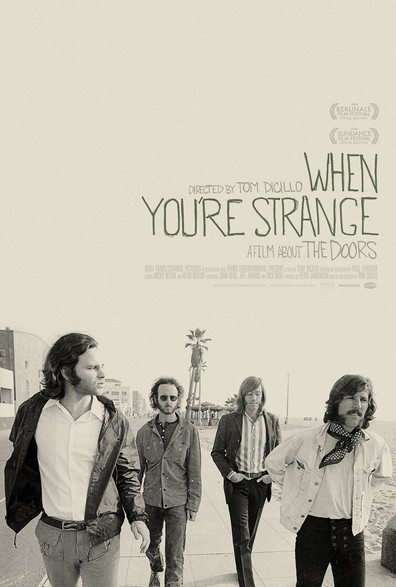 Movies When You're Strange poster