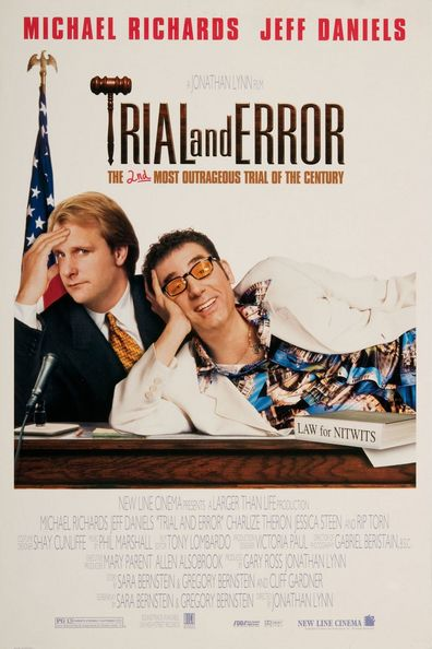 Movies Trial and Error poster