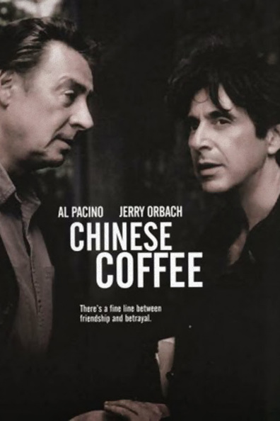 Movies Chinese Coffee poster