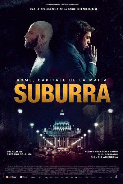 Suburra cast, synopsis, trailer and photos.