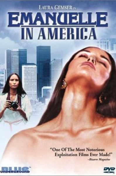 Emanuelle in America cast, synopsis, trailer and photos.