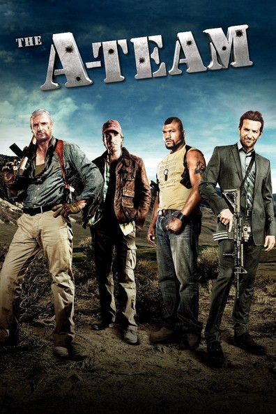 Movies The A-Team poster