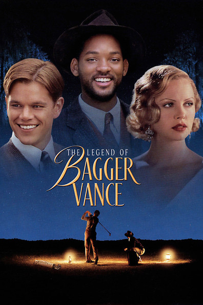 Movies The Legend of Bagger Vance poster
