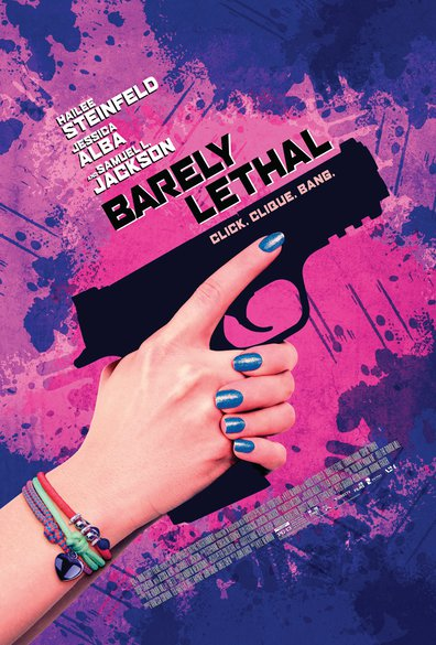 Barely Lethal cast, synopsis, trailer and photos.