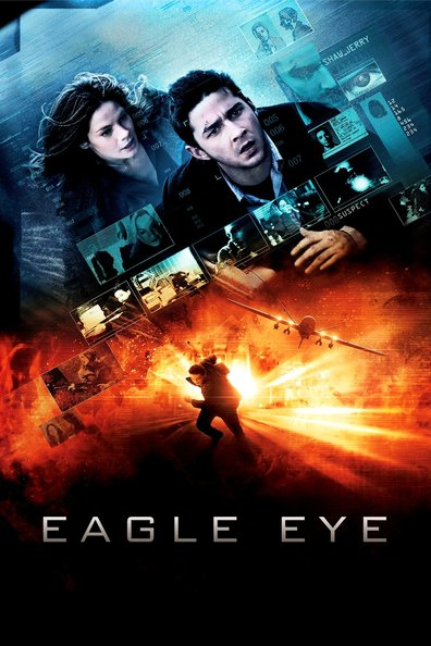 Movies Eagle Eye poster