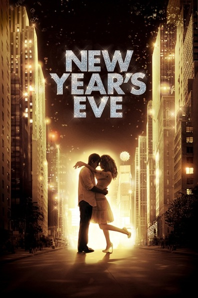 Movies New Year's Eve poster