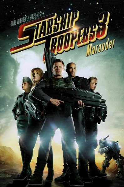 Starship Troopers 3: Marauder cast, synopsis, trailer and photos.