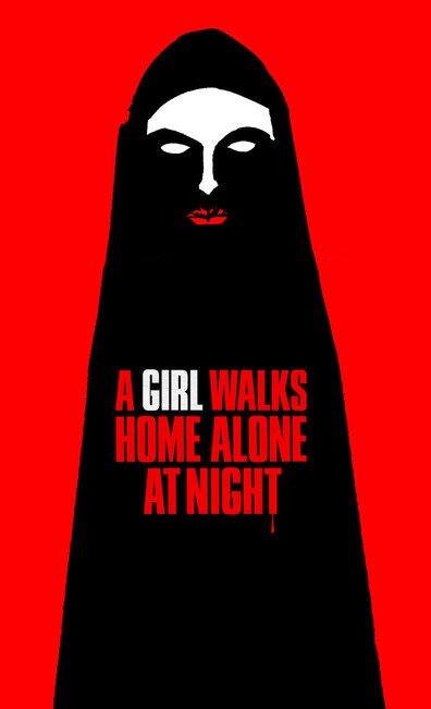 A Girl Walks Home Alone at Night cast, synopsis, trailer and photos.