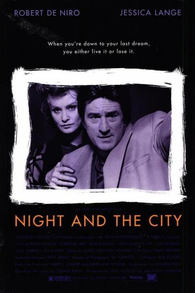 Movies Night and the City poster