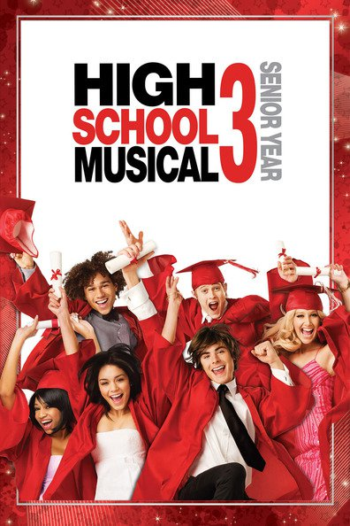 Movies High School Musical 3: Senior Year poster